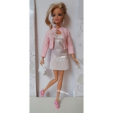 Na Barbie komplet styl Chanel
