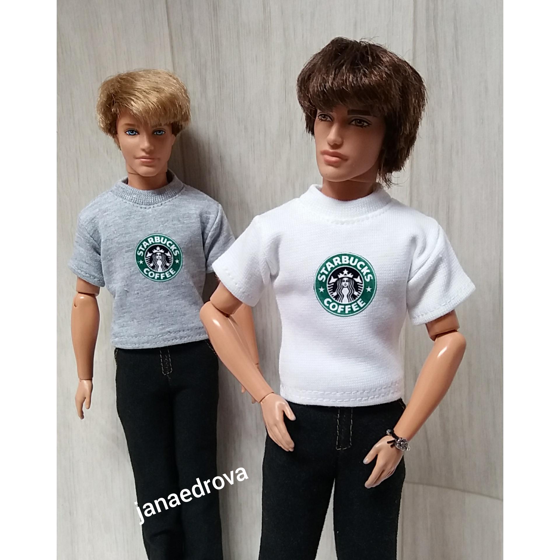 ab81747d1f Tričko na Kena - Starbucks